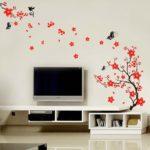 Dekorative Wandaufkleber zum Vergrößern Ihrer Wände