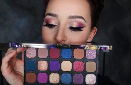 Make up Revolution Lidschattenpalette - Forever Flawless Eyeshadow Palette - Eutopia